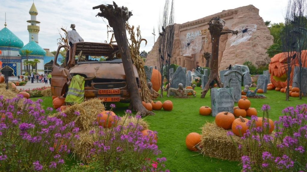 Un Halloween da red carpet agli Universal Studios di Hollywood!