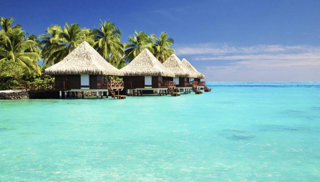 Le spiagge della Polinesia