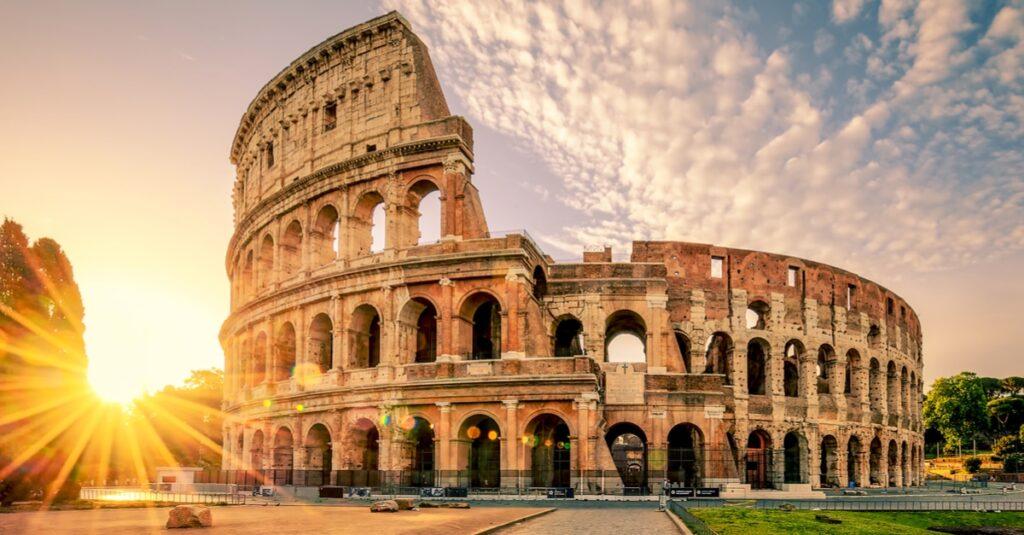 Roma, culla del mondo