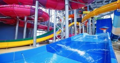 The Largest Indoor Water Park in Russia Opened in Tyumen: LetoLeto Water Park